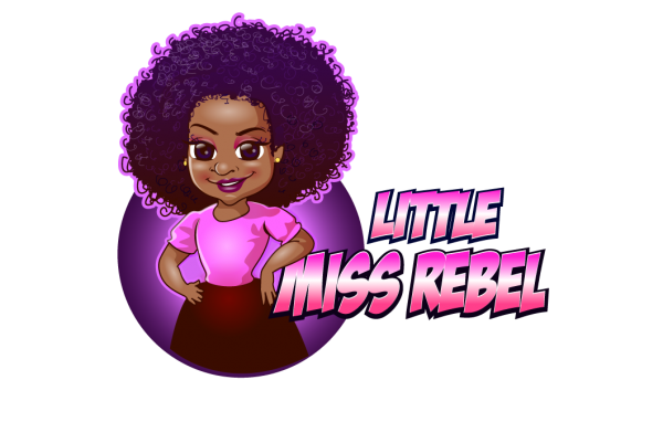 Little Miss Rebel logo