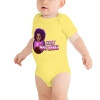 Little Miss Rebel Baby Grow Toddler All In One