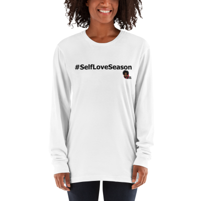 #SelfLoveSeason long sleeve top