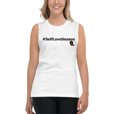 #SelfLoveSeason Vest