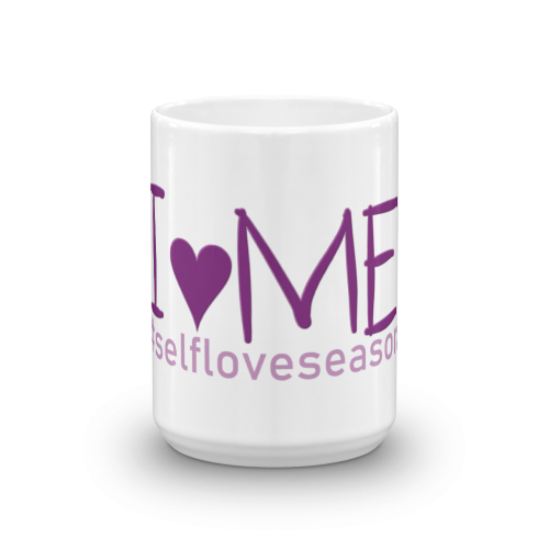 Rebel Jewel Vest Mug Cup I Love Me #SelfLoveSeason