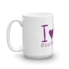 I LOVE ME Rebel Jewel Mug Cup