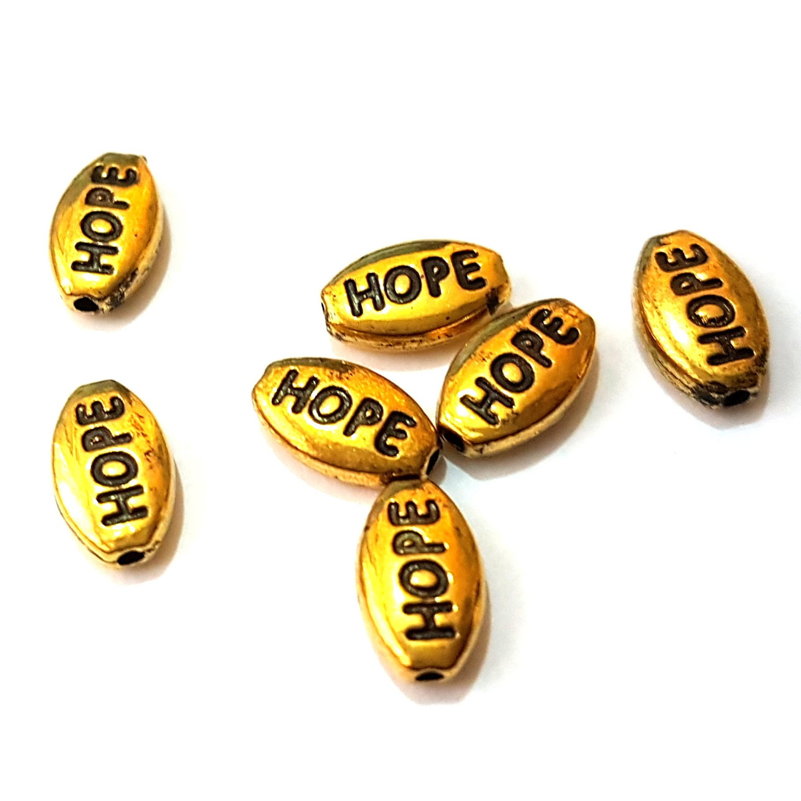 etsy dojore gold hope beads rebel jewel rebeljewel