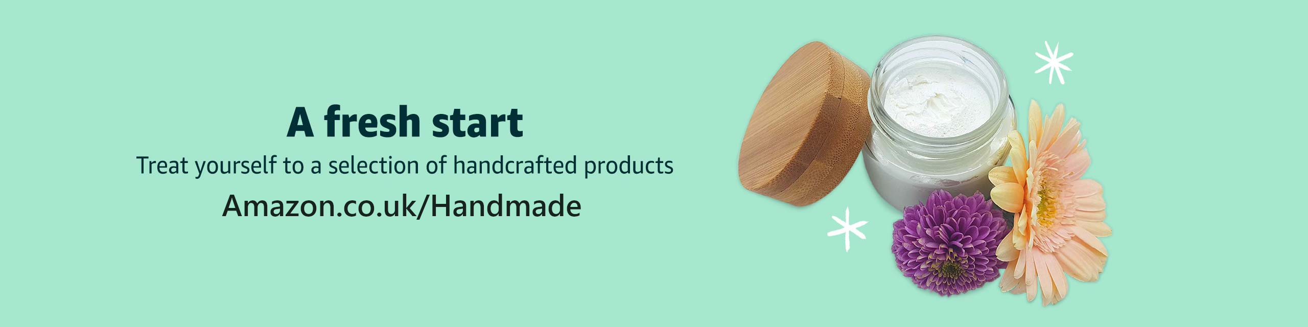 handmade products at amazon