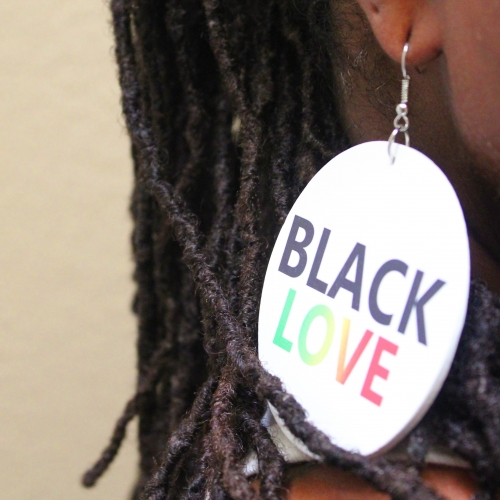 black love rasta white wood earrings (9)