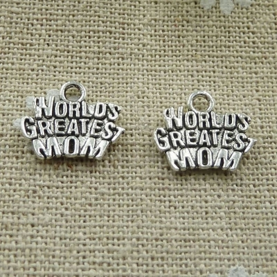 worlds greatest mom silver charms pendants rebeljewel rebel jewel (2)