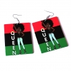 garvey rbg rebel jewel rebeljewel wood earrings drop dangle (2)