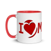 I LOVE ME Rebel Mug - Available in different colours.