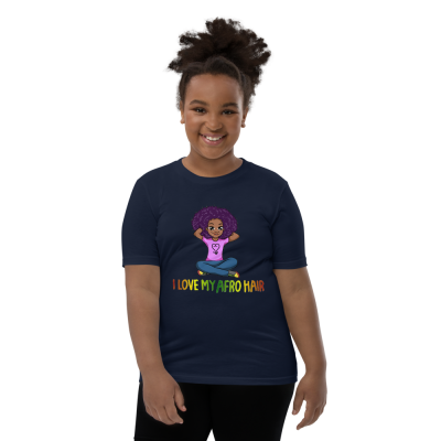 navy red grey blue pink i love my natural afro hair black girl magic rasta clothing fashion girls unique design missrebeljewel rebel jewel rebeljewel little miss