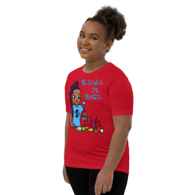 red charcoal blue gye nyame the scientist magic tee t-shirt shirt kids children rebeljewel missrebeljewel rebel jewelclothing fashion