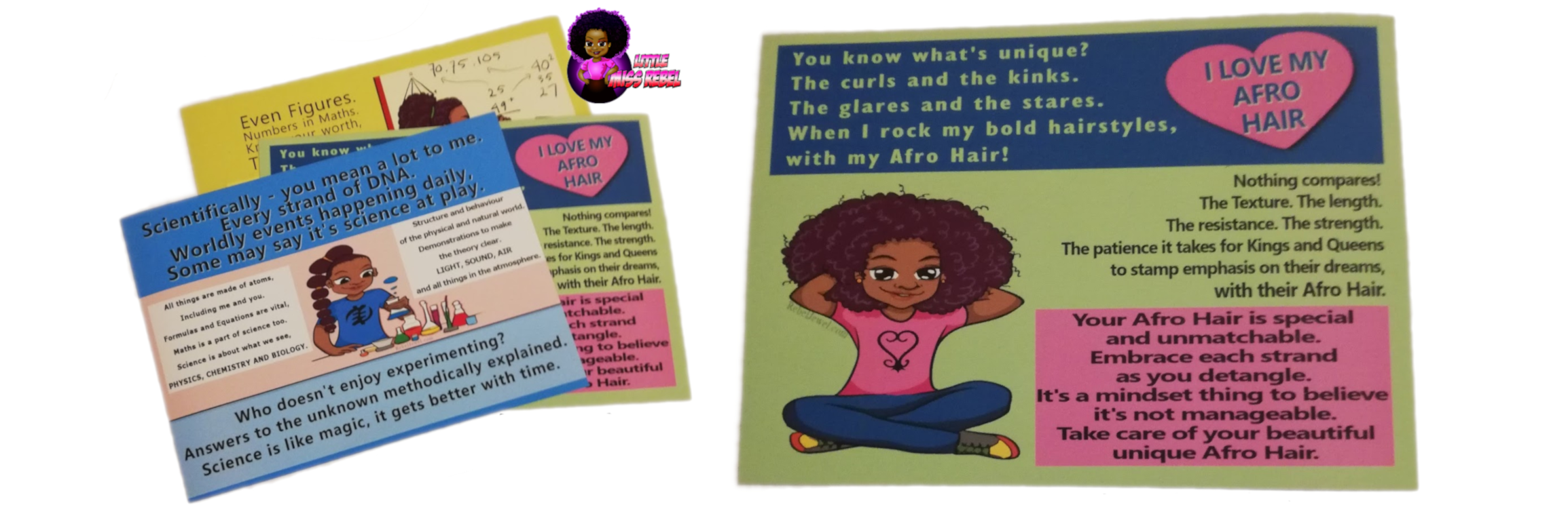 fridge magnets lil miss rebel afro hair education affirmations adinkra symbols sankofa gye nyame duafe